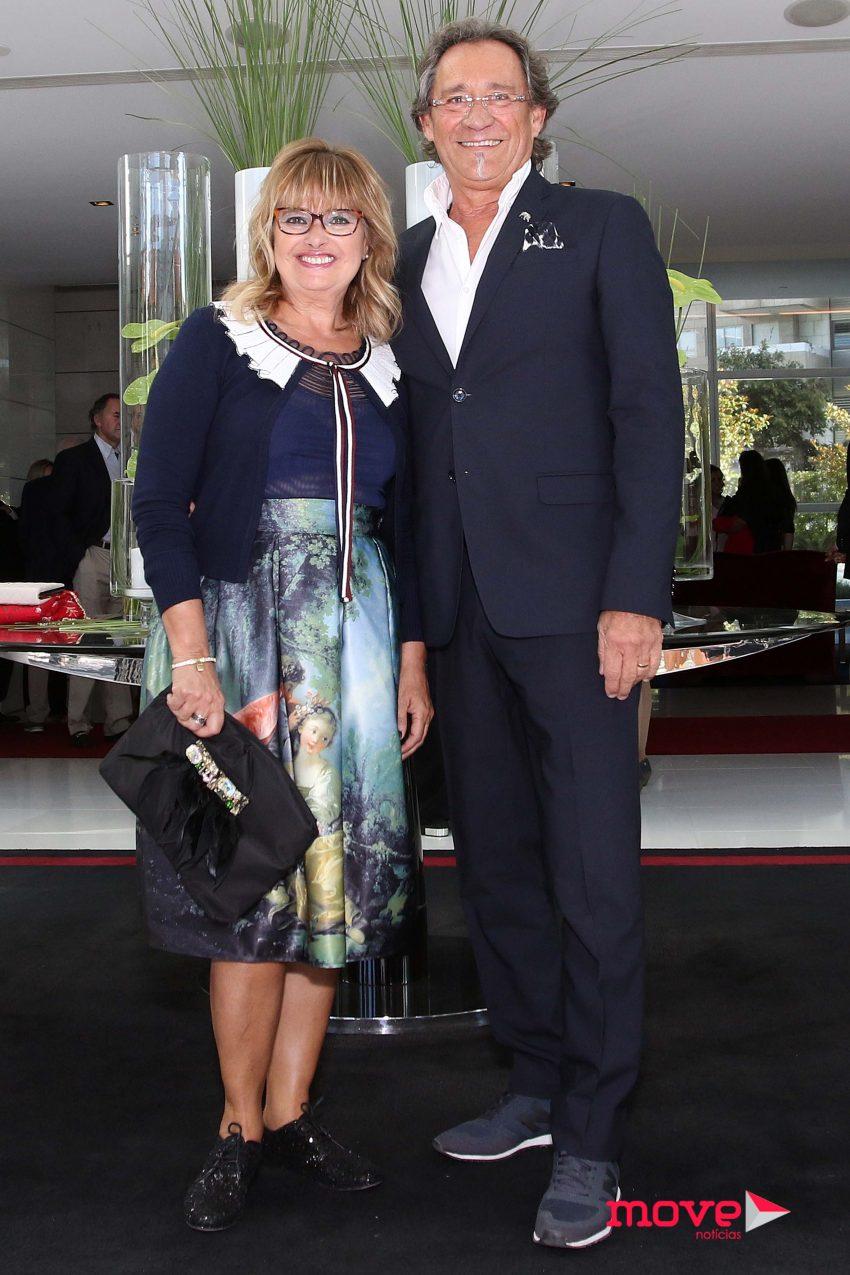 Maria Antónia e José Prassa