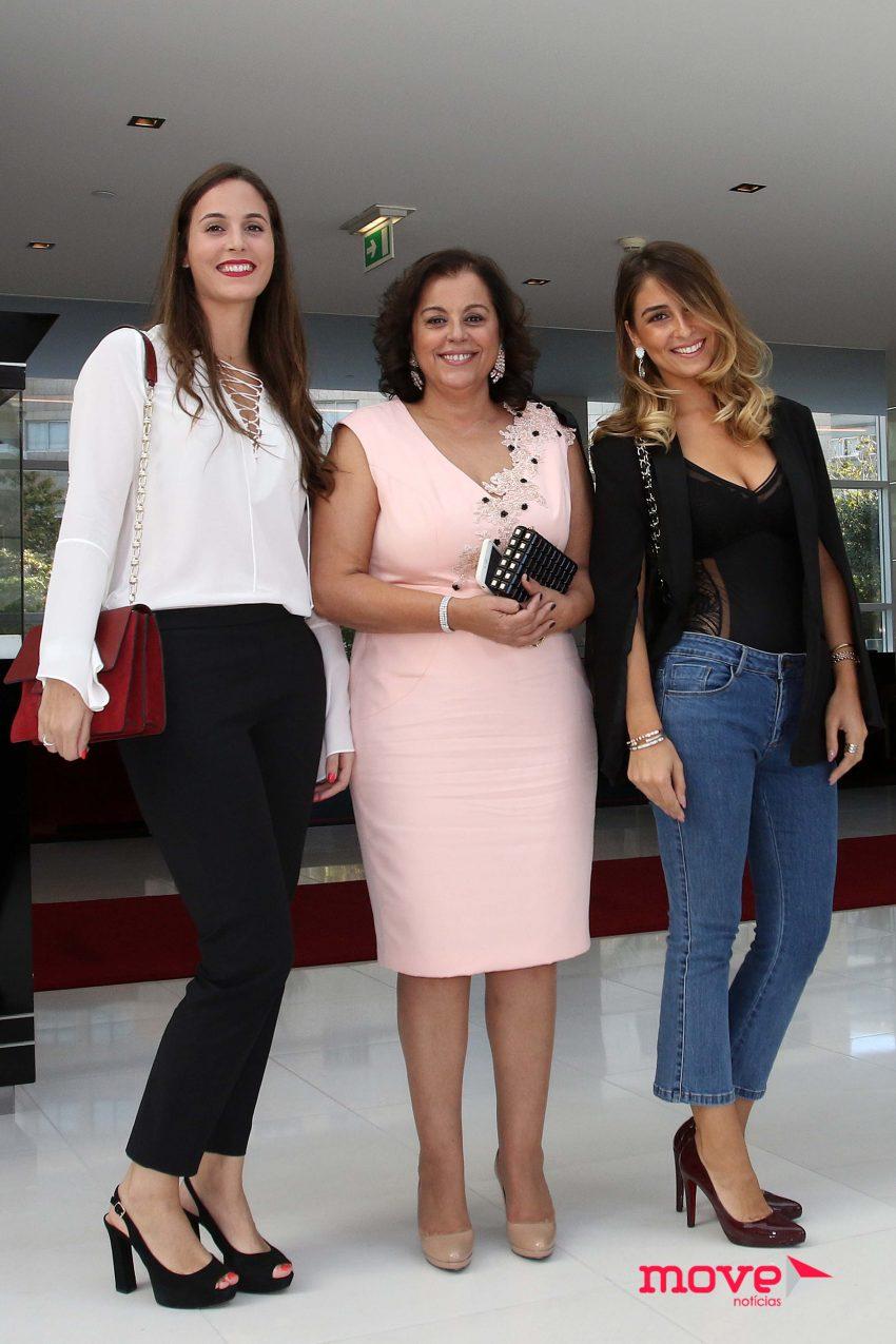 Catarina Cardoso, Virgínia Abreu e Rita Gonçalves
