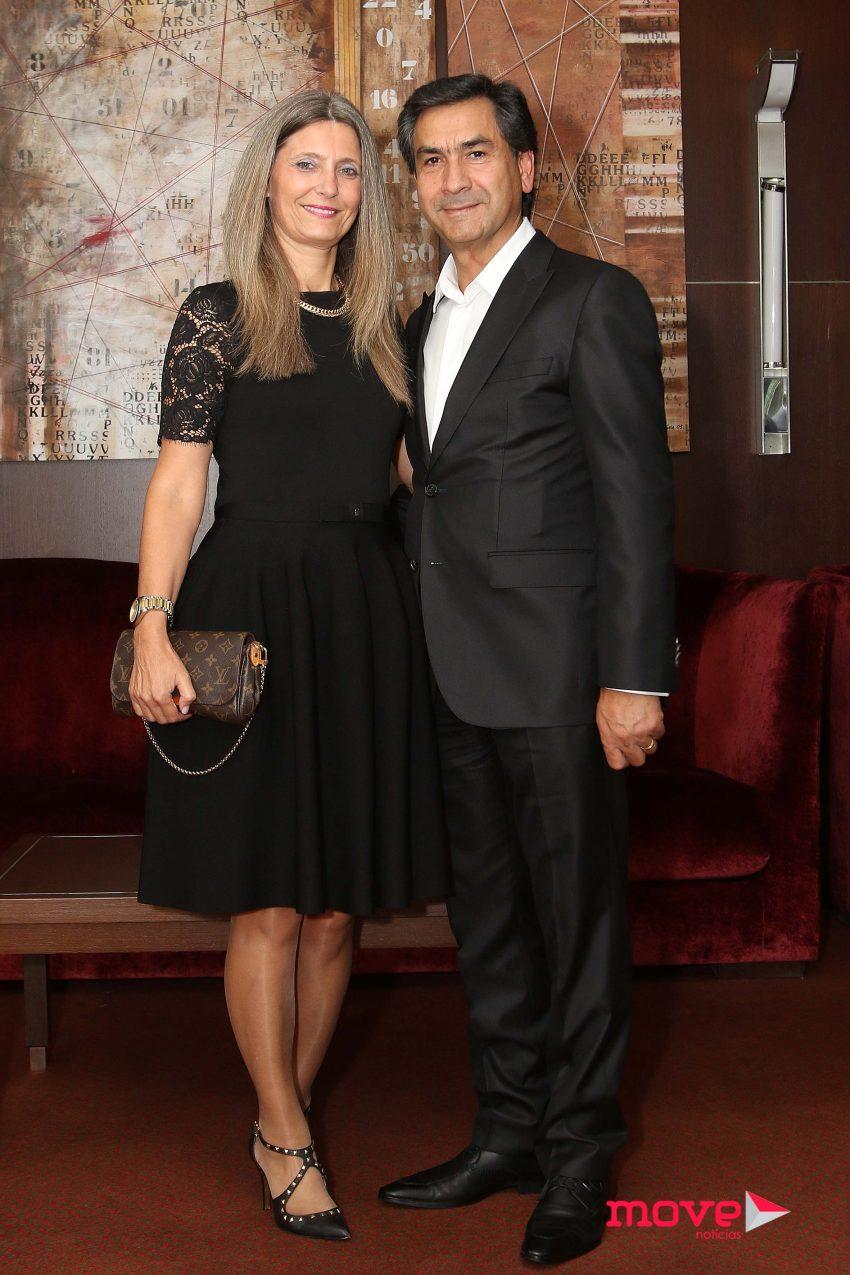 Carolina Cunha e José Cunha