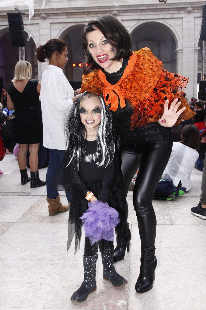 Alexandra Fernandes e Carolina