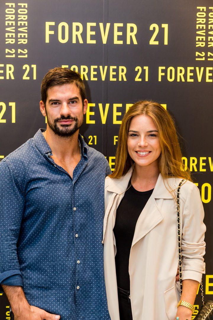 Rui Pereira e Bárbara Lourenço