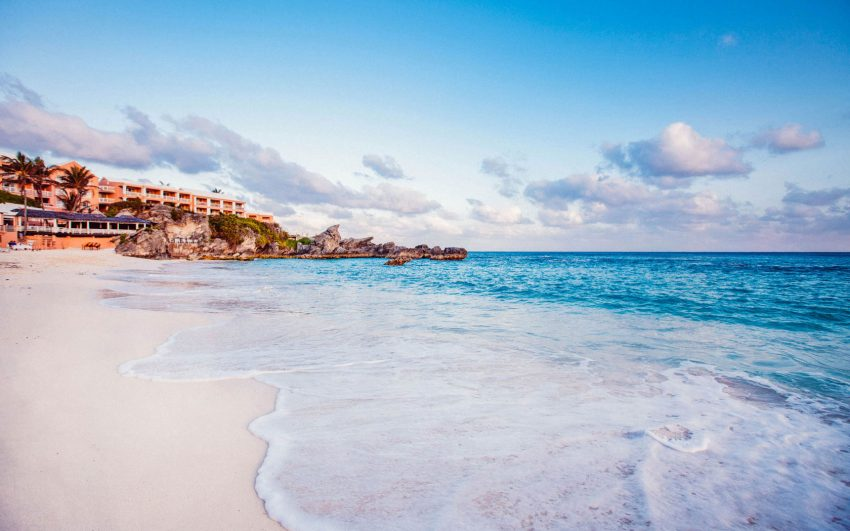 Bermuda: mais uma ilha paradisíaca. Desta vez no Oceano Atlântico. O território britânico alia o seu charme 'british' ao clima maravilhoso. E em junho de 2017 vai receber a America's Cup, uma regata de iates