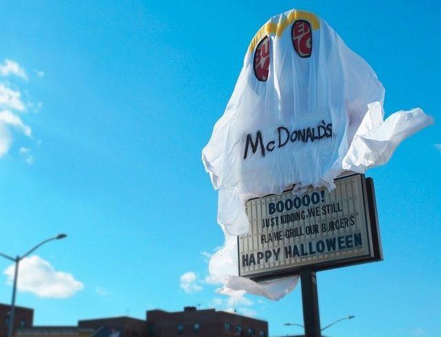 rego park burger king halloween