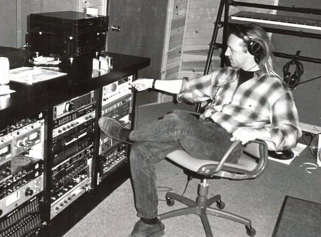 Butch Vig, o produtor de 'Nevermind' dos Nirvana