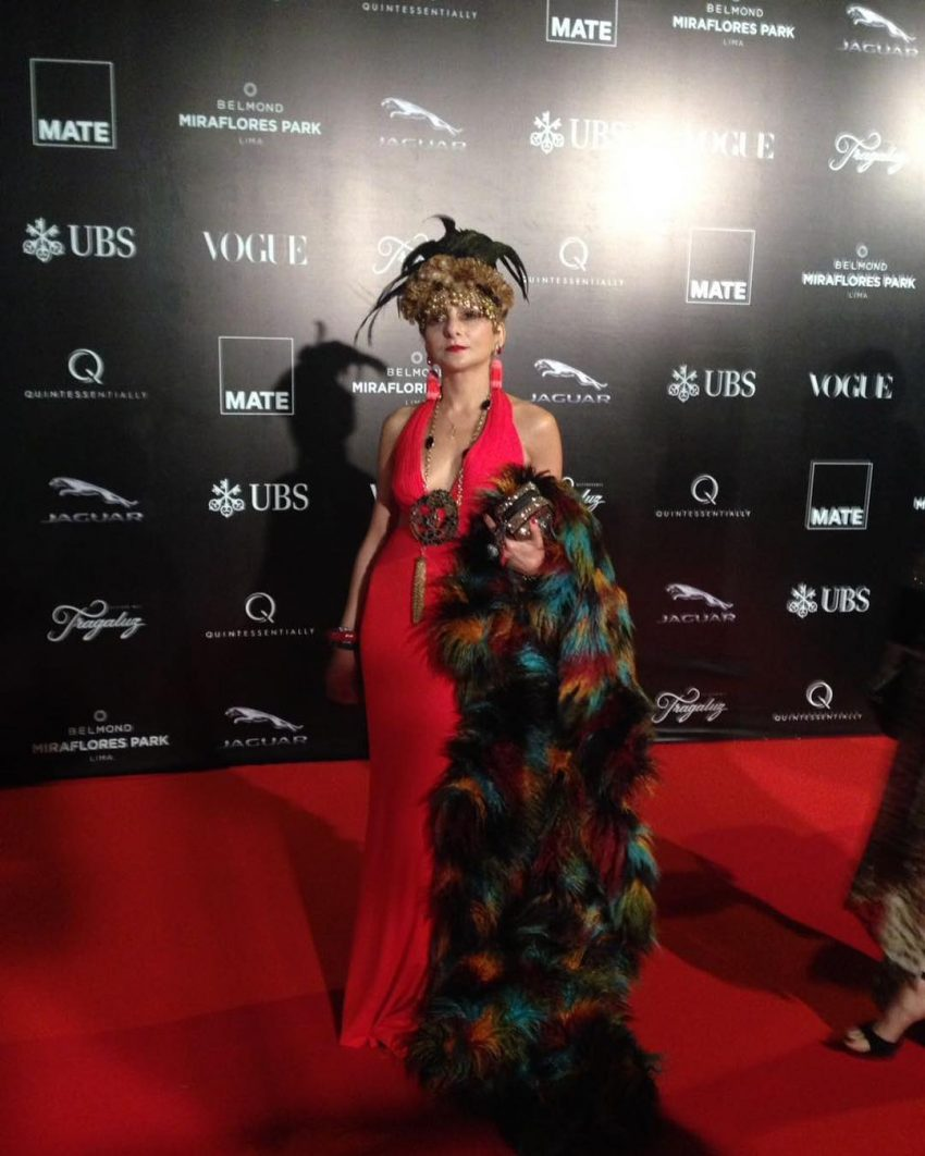 Catherine Baba, outra designer