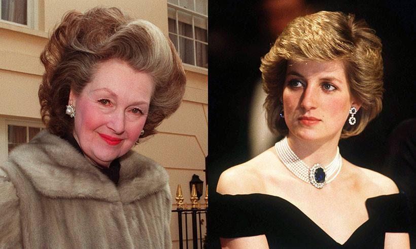 Raine Spencer, madrasta da princesa Diana