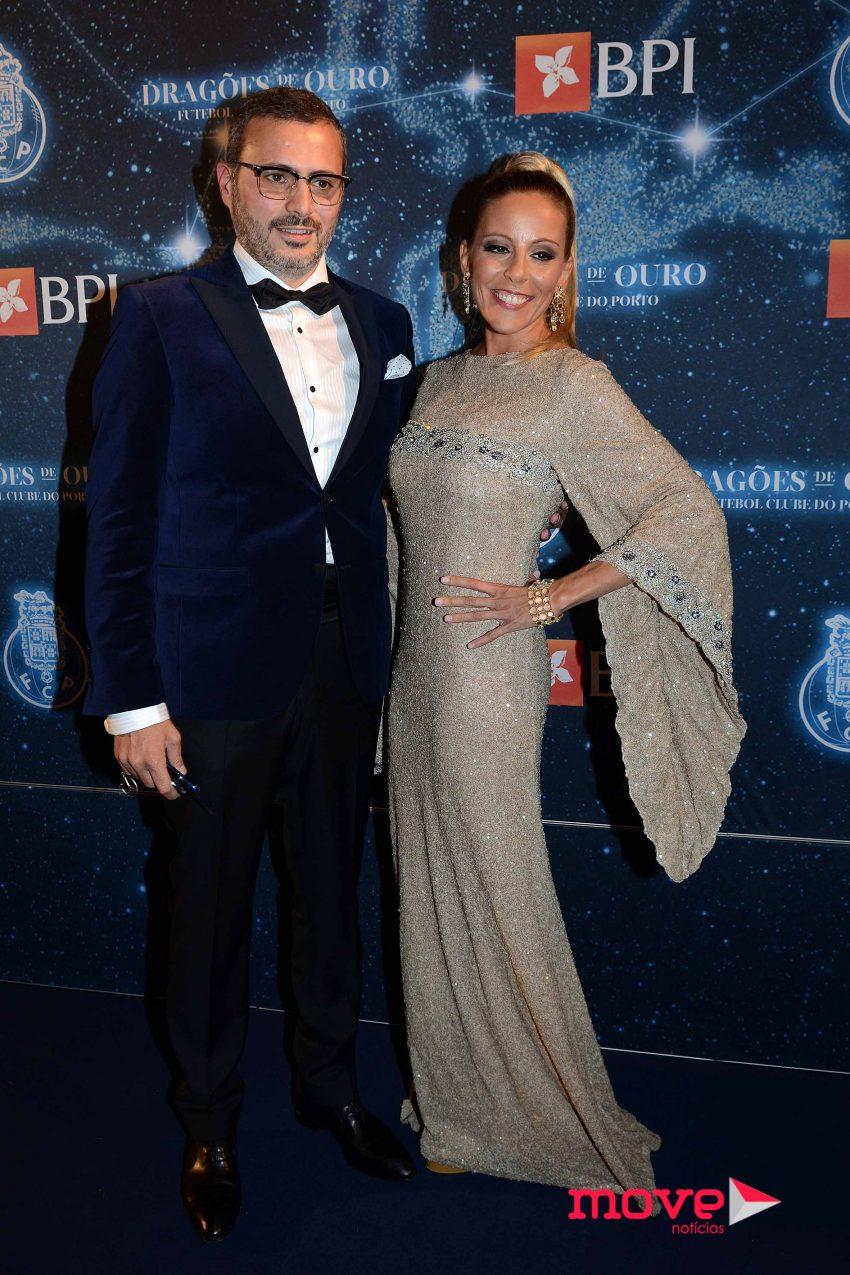 Tiago Girão e Susana Cunha Guimarães