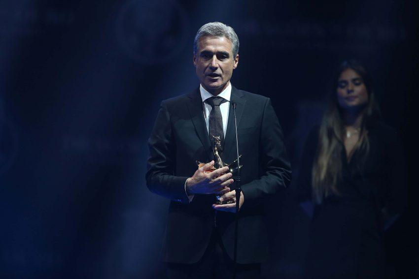 Luís Castro, Dragão de Ouro para Treinador do Ano