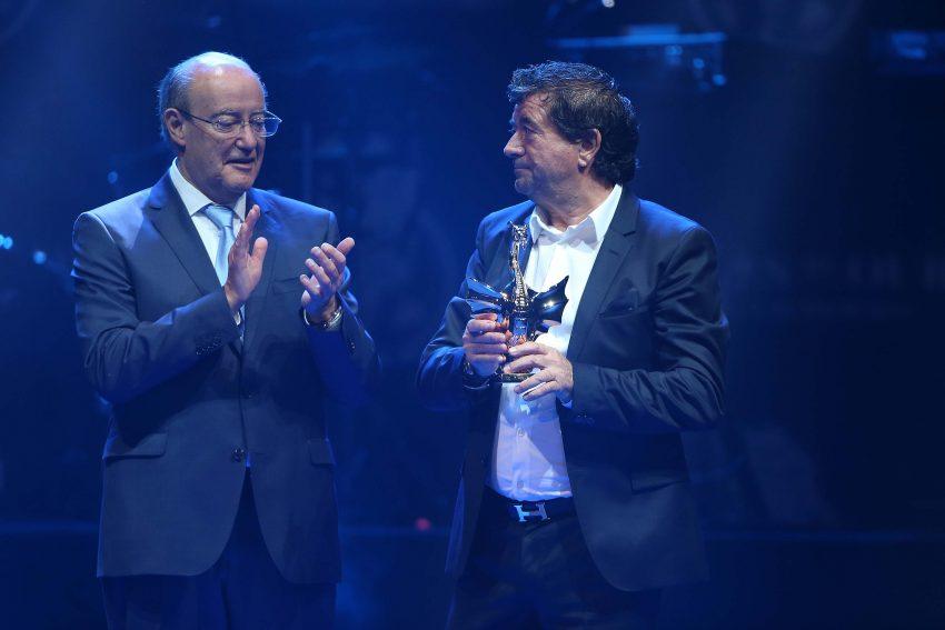 Pinto da Costa aplaudiu os premiados