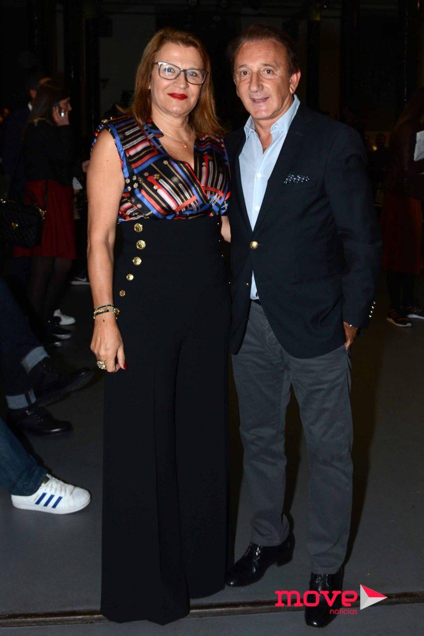 Ana e Fernando Póvoas