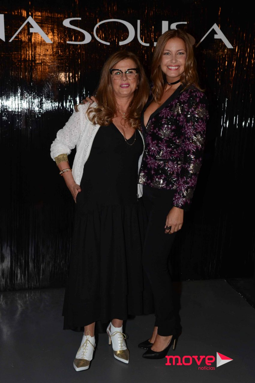 Ana Sousa e Vanessa Oliveira