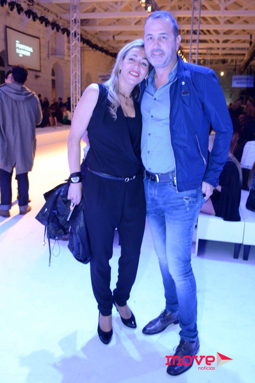 Paula e David Freitas
