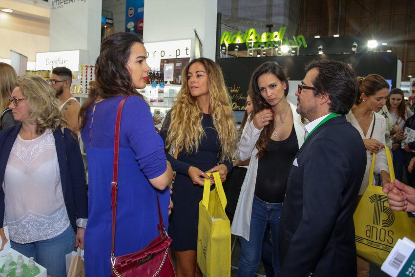 Adriane Garcia, Joana Duarte e Lúcia Garcia