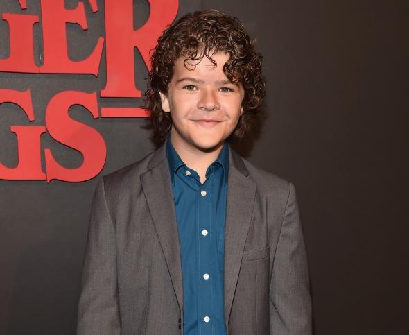 Gaten Matarazzo, 14 anos, ator