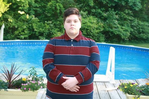 Gavin Grimm, 17 anos, ativista