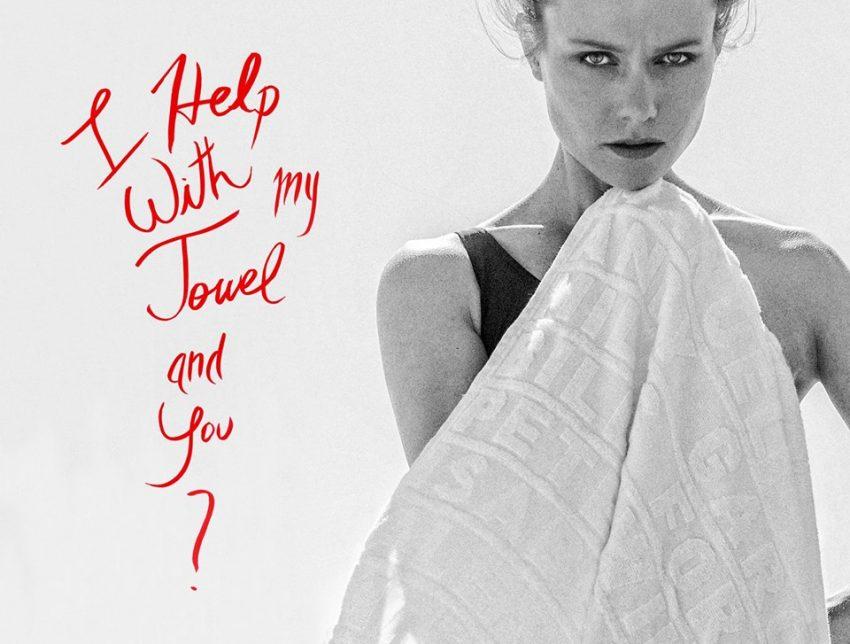 A imagem da campanha