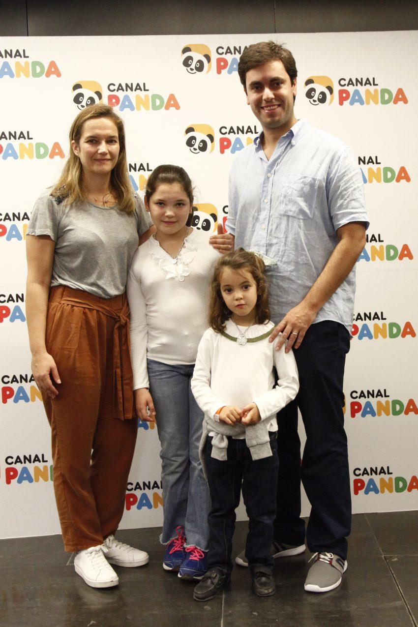 Inês Jardim, Matilde, Rosarinho e Manuel Cardoso