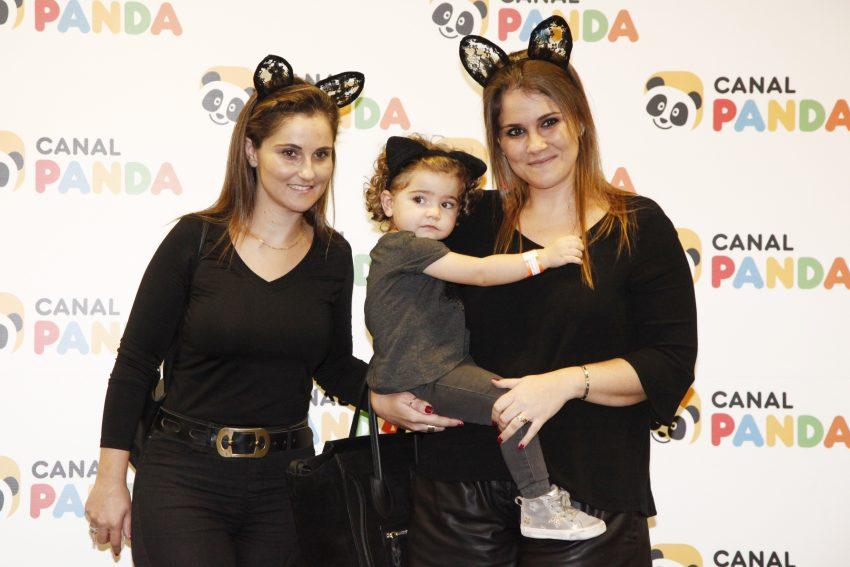 Isabel Carvalho, Diana e Cláudia Carvalho