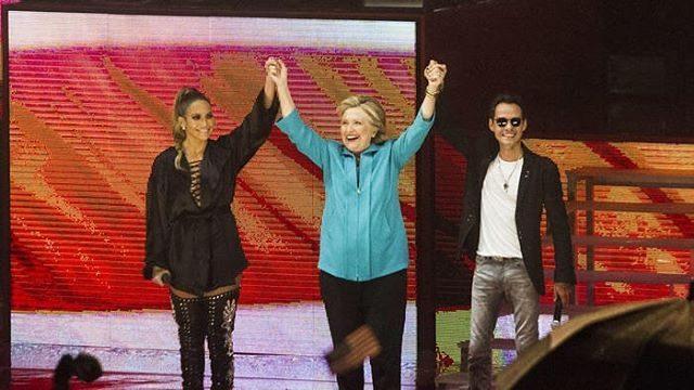 Mais recentemente apoiaram Hillary Clinton