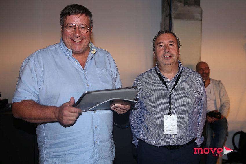 Manuel Serrão e Mario Vidal Genésio
