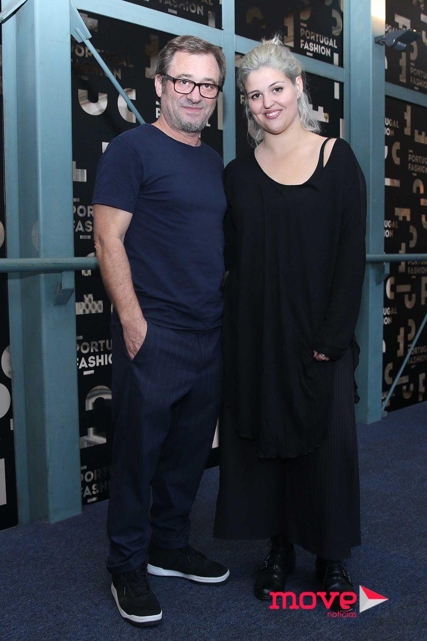 Julio Torcato e Ines Torcato