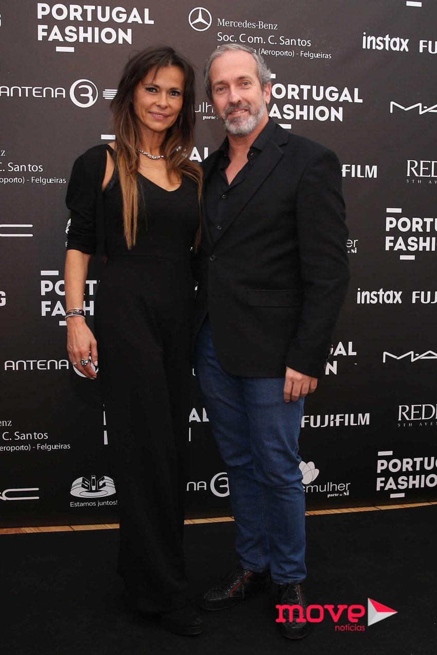 Cristina Azevedo e Paulo Sassetti