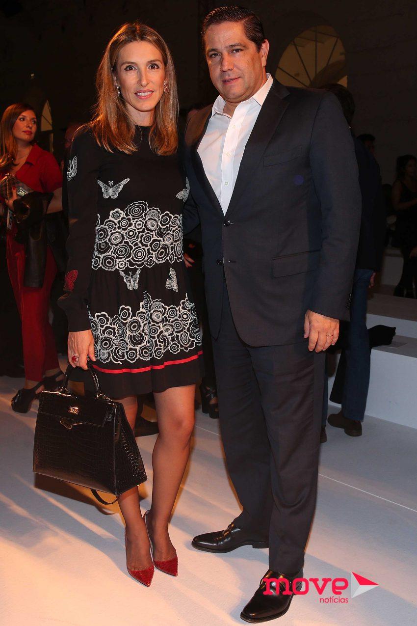 Paula Paz e Mario Ferreira