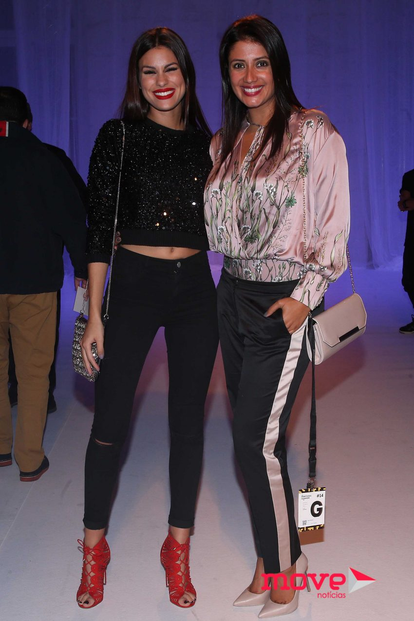 Carolina Loureiro e Ines Simoes