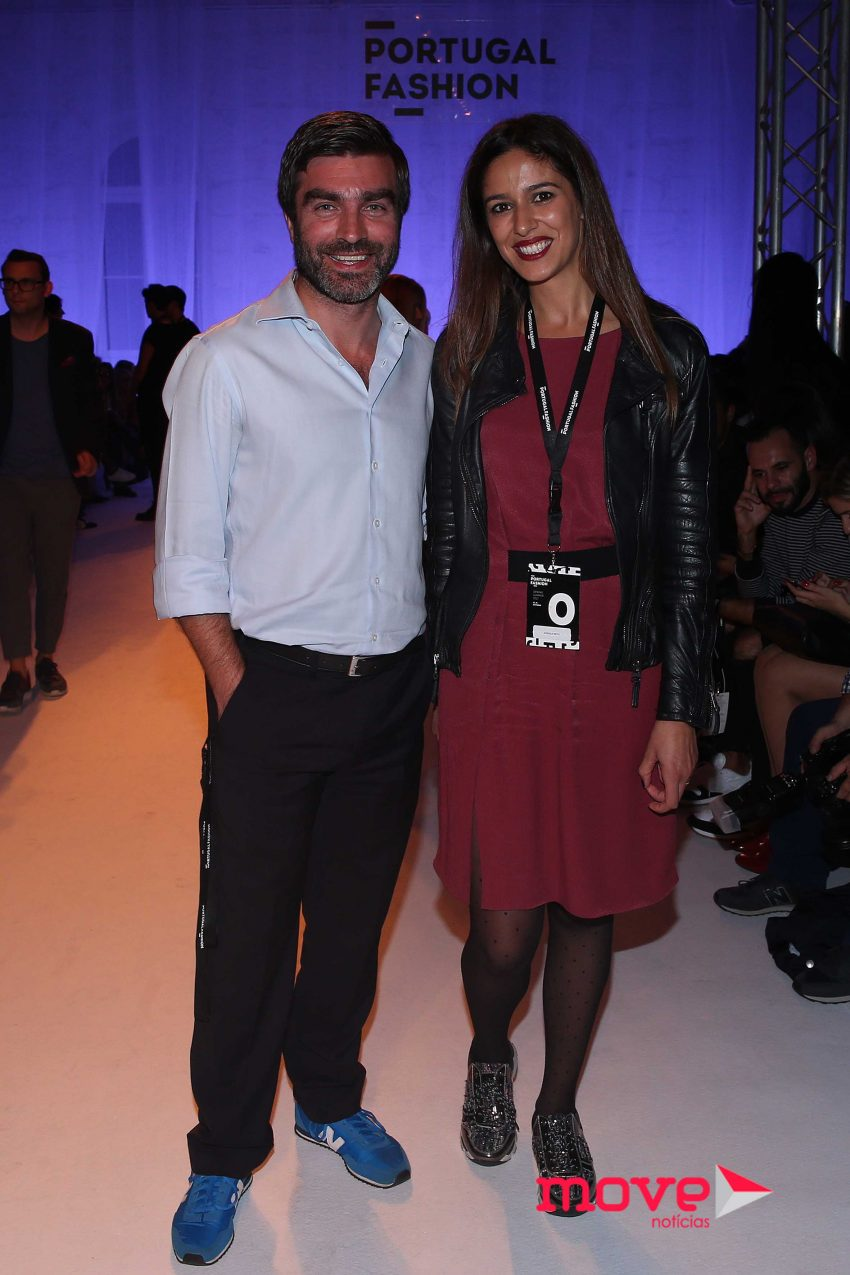 Rafael Rocha e Monica Neto