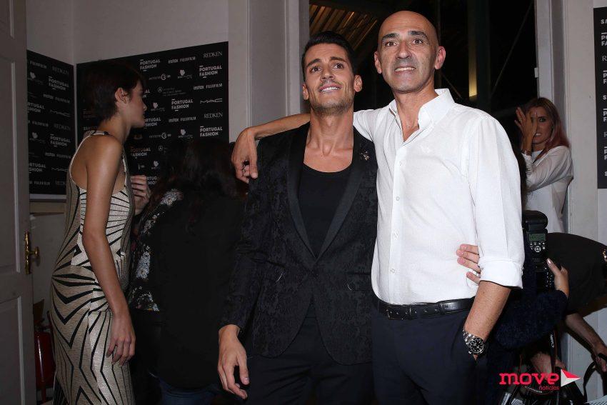 Ruben Rua e Miguel Vieira