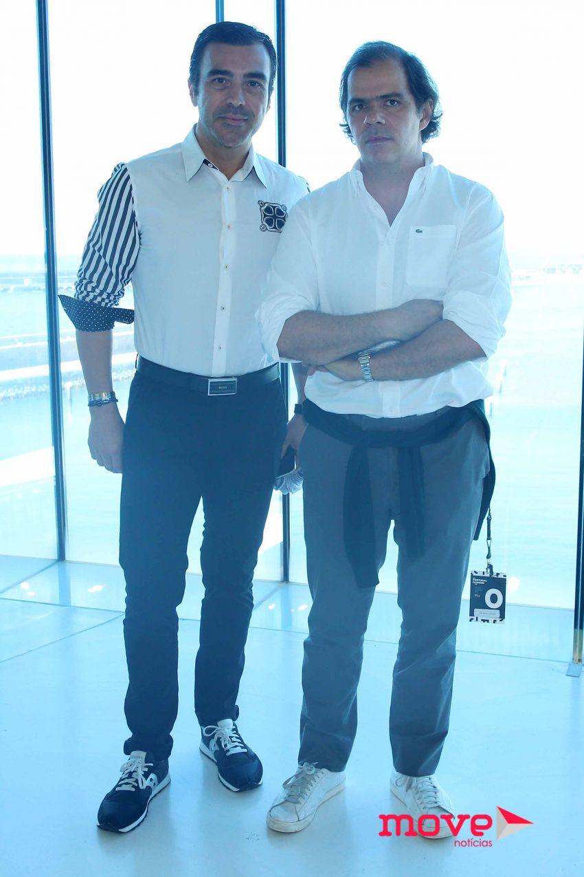 Marcos Polonia e João Koehler