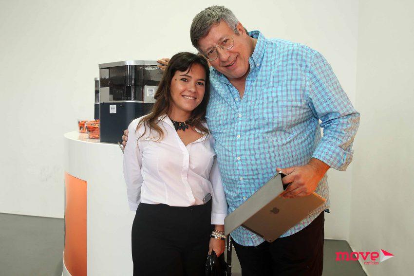 Vania Canha e Manuel Serrão
