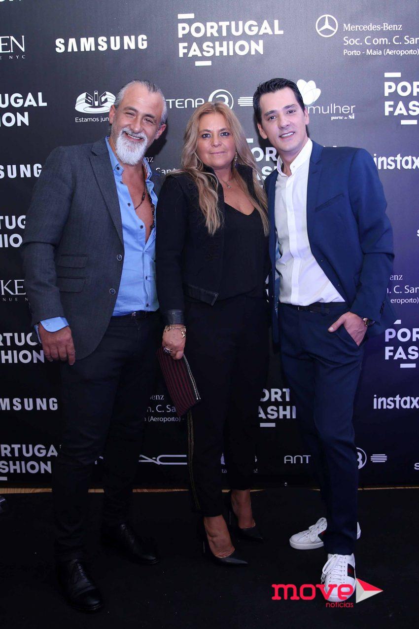 Carlos Gil com Amigos