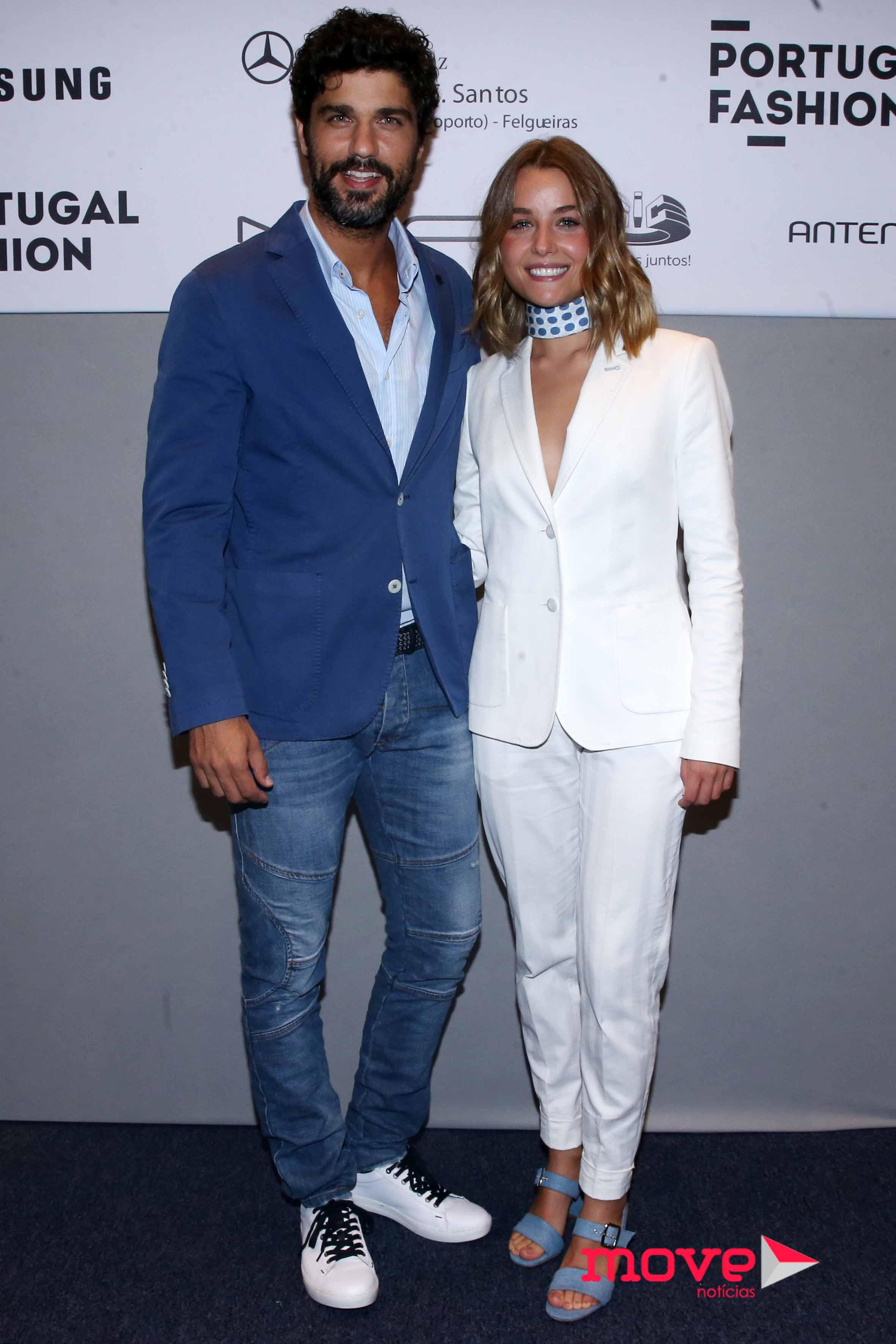 Bruno Cabrerizo e Kelly Bailey