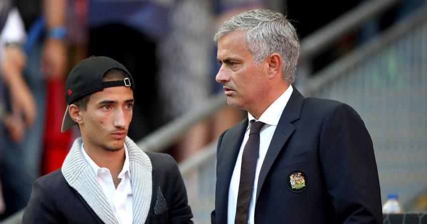 Mourinho pai e Mourinho filho
