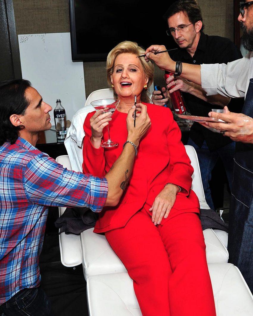 Katy Perry foi a rainha da noite