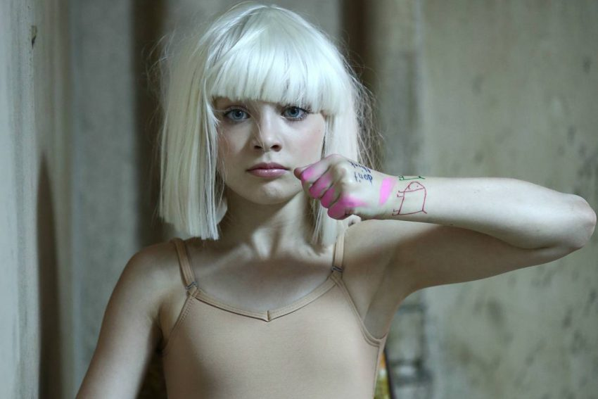 Maddie Ziegler, 14 anos, bailarina
