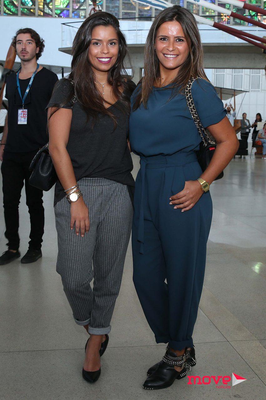 Diana Pinto e Carla Baía