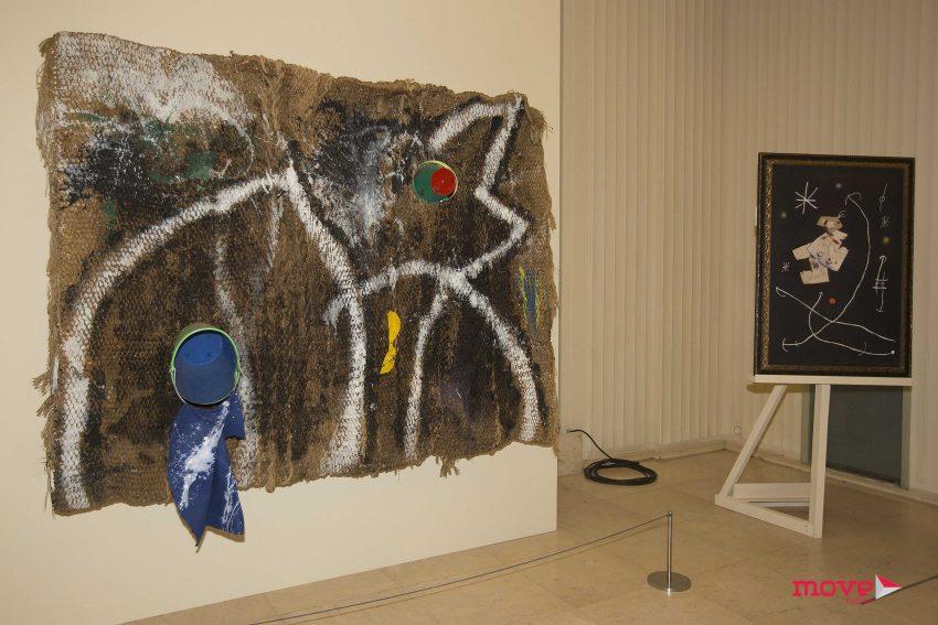A tapeçaria que suscitou uma dúvida a Carbonero