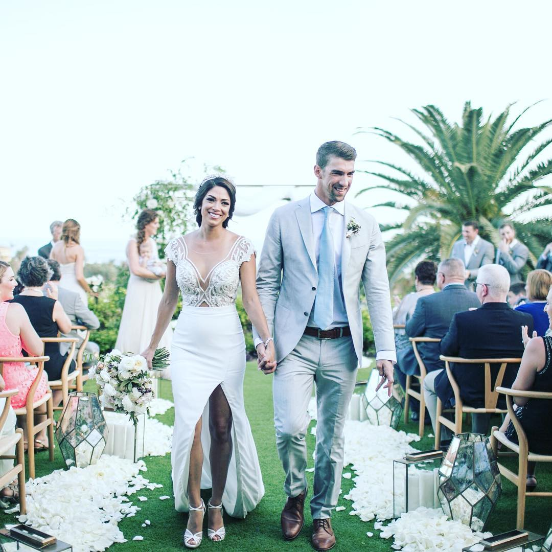 nicole-johnson-e-michael-phelps-casamento-2