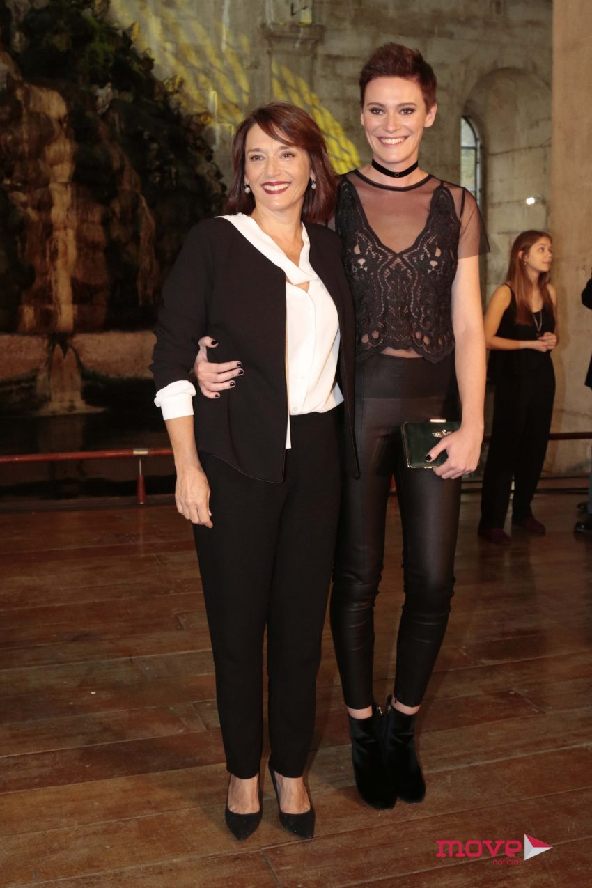 Manuela Couto e Inês Nunes