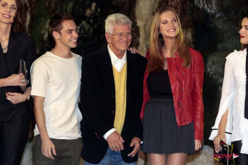 Rodrigo Paganeli, Rui Mendes e Júlia Palha