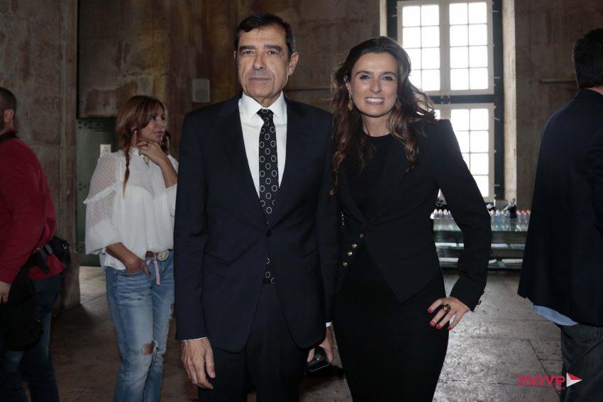 José Eduardo Moniz e Maria João Costa