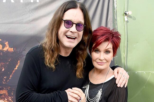 Ozzy e Sharon Osbourne