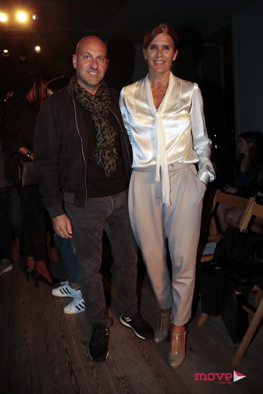 Tó Ricciardi e Xana Nunes