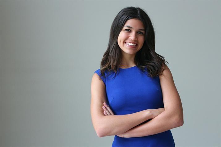 Rachel Zietz, 16 anos, empresária
