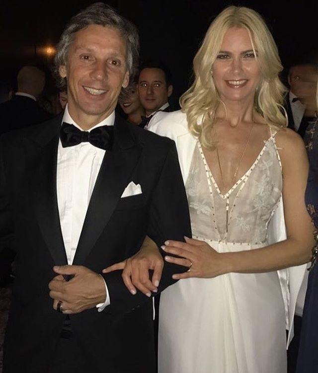 Alejandro Gravier e Valeria Mazza