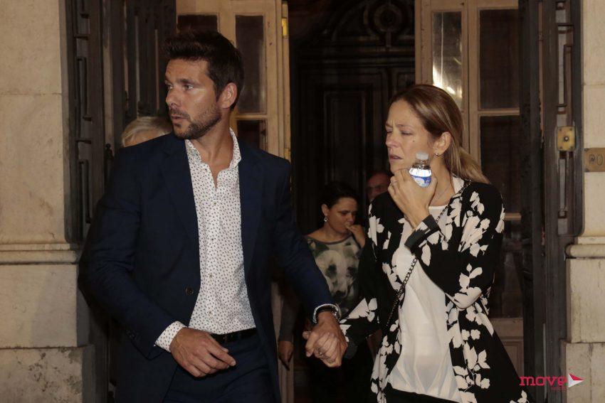 Paula Lobo Antunes e Jorge Corrula