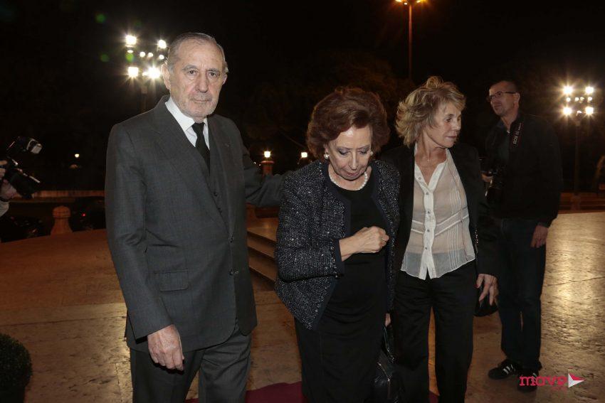 Ramalho Eanes e Maria Manuela