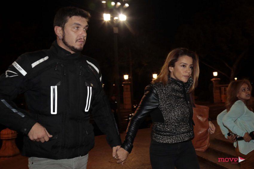 Rita Ferro Rodrigues e Ruben Vieira